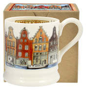 Lovely Amsterdam ½ Pint Mug