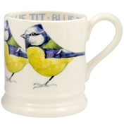 Blue Tit ½ Pint Mug