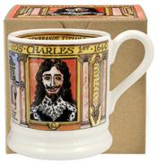 Charles I ½ Pint Mug