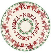 """Christmas Joy 8½"""" Plate"""