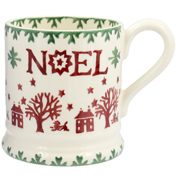 Christmas Joy ½ Pint Mug