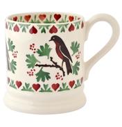 Joy Robin ½ Pint Mug