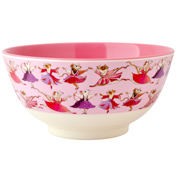 "Dancing Mice 6"" Melamine Bowl"