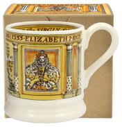 Elizabeth I ½ Pint Mug