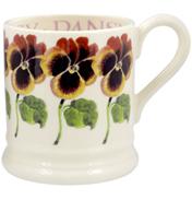 Pansy ½ Pint Mug