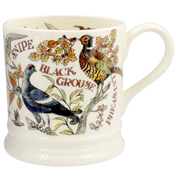 Game Birds 1 Pint Mug