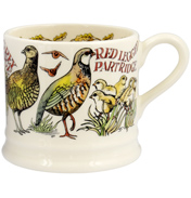 Game Birds Baby Mug