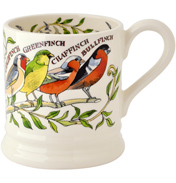 Garden Birds 1/2 Pint Mug