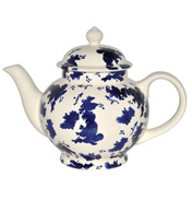 Great Britain Four Cup Teapot