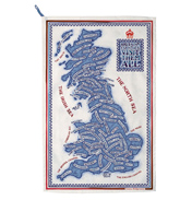 Great Britain Tea Towel