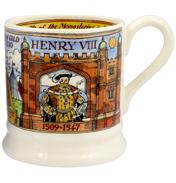 Henry VIII ½ Pint Mug