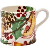 Holly Wreath Baby Mug