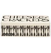 Knives & Forks Deep Rectangular Storage Tin