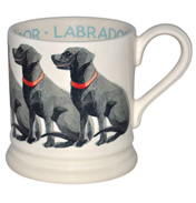 Emma Bridgewater Dogs Black Labrador 1/2 Pint Mug…