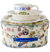 Emma Bridgewater Men At Work 3 Piece Melamine Set