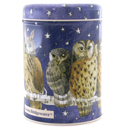 Owls Round Caddy