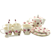 Melamine Children's Tea Set