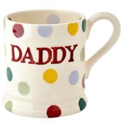 Daddy 1/2 Pint Mug