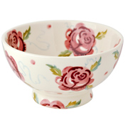 Rose & Bee French Bowl