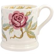 Sponge Rose ½ Pint Mug