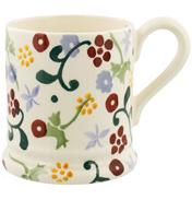 Spring Floral ½ Pint Mug