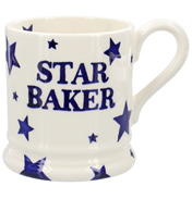 Star Baker ½ Pint Mug