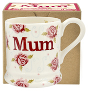 Tiny Scattered Rose Mum ½ Pint Mug