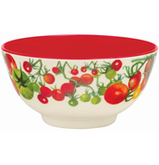 Two-Tone Melamine Bowl