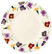 "Wallflower 10 1/2"" Plate"