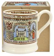 William The Conqueror ½ Pint Mug