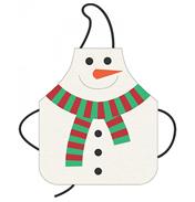 Festive & Fun Snowman Apron