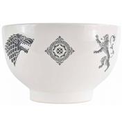 House Sigil Stoneware Bowl