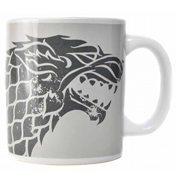 Game of Thrones House Stark 350ml Ceramic Mug…