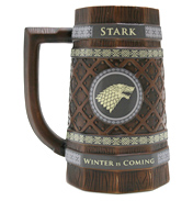 Game of Thrones House Stark Embossed Collectable…