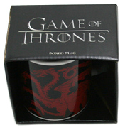 Game of Thrones House Targaryen 350ml Mug