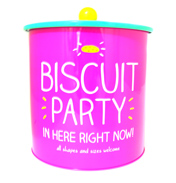 Party Biscuit Barrel