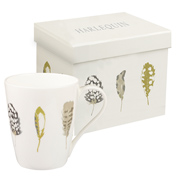 Limosa Linen Aspen Mug in Giftbox