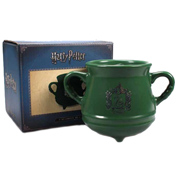 Cauldron Mug (Slytherin)