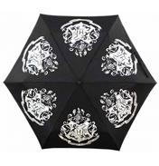 Colour Changing Umbrella (Hogwarts Crest)
