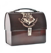 Harry Potter Domed Tin Tote Lunch Box