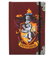 Gryffindor A6 Notebook