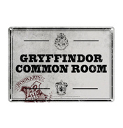 Gryffindor Common Room Tin Sign (Small)