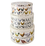 Hens Set of 3 Cake Tins