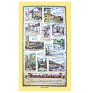 Samuel Lamont Historical Yorkshire Tea Towel…