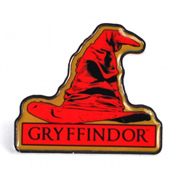 Gryffindor Sorting Hat Enamel Badge