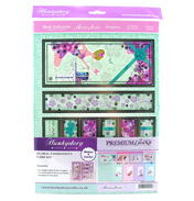 Floral Fashionista Premium Card Kit