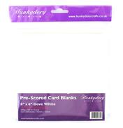 Pre-Scored Blank Cards