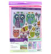 Twit Twoo Babushka Premium Card Kit