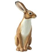 John Beswick Hare Hand Painted Ceramic Figurine…