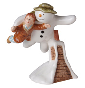 John Beswick The Snowman & James FLYING…